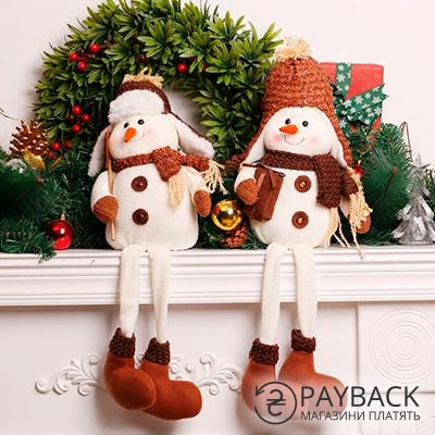 Снеговики. Купить с кэшбэком на Алиэкспресс
