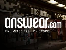 Кешбек 2.63% (замість 1.75%) в інтернет-магазині Answear