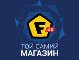 Cashback до 9.6% (вместо до 6.4%) в интернет-магазине F.ua