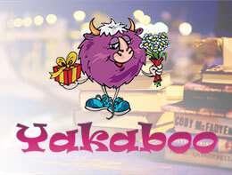 Кэшбек 7.5% (вместо 5%) в интернет-магазине Yakaboo