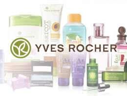 Кешбек 62.5 гривен (вместо 50 гривен) в интернет-магазине Yves Rocher