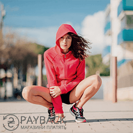 Спортивный костюм для бега с кешбеком