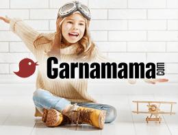Кешбек до 4.8% (замість до 3.2%) в інтернет-магазині Garnamama