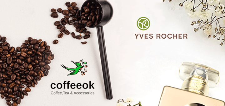 Лучший cash back в магазинах Coffeeok, Yves Rocher   Кэшбэк-сервис payBack