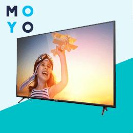 Телевізор TCL 50DP600 з кешбеком 5% (замість до 2%) в інтернет-магазині МОЙО | Cashback, rti,tr, кэшбек, кэшбэк