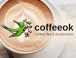 Кешбек до 10% (замість до 4.5%) в інтернет-магазині Coffeeok | Cashback, rti,tr, кэшбек, кэшбэк