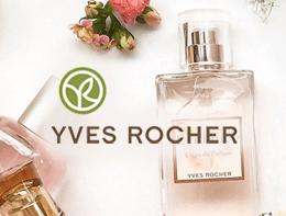 Кешбек Yves Rocher 70 грн (вместо 50 грн)