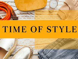 Кешбек Time of Style до 10% (вместо до 5%)