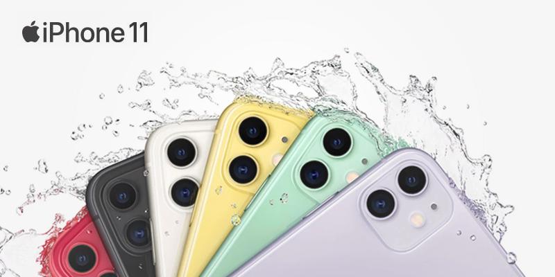 Новые фишки от Apple и новый iPhone 11 с кэшбэком