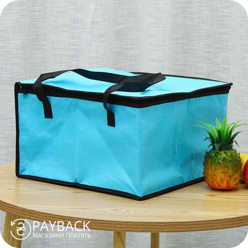 Термоізоляційна сумка для харчових продуктів та напоїв