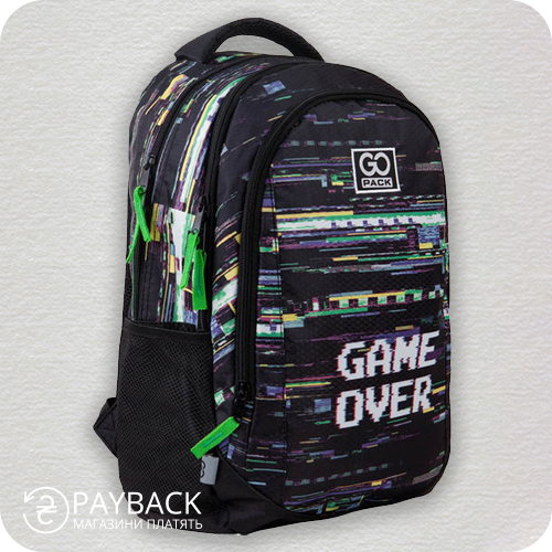 Рюкзак GoPack Education 133-4 Game over